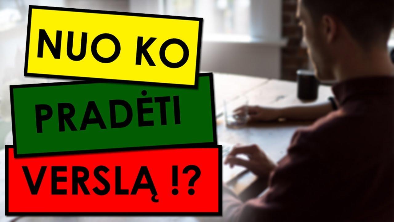 Kaip ir Kur Investuoti Pinigus Lietuvoje? 2020 m.