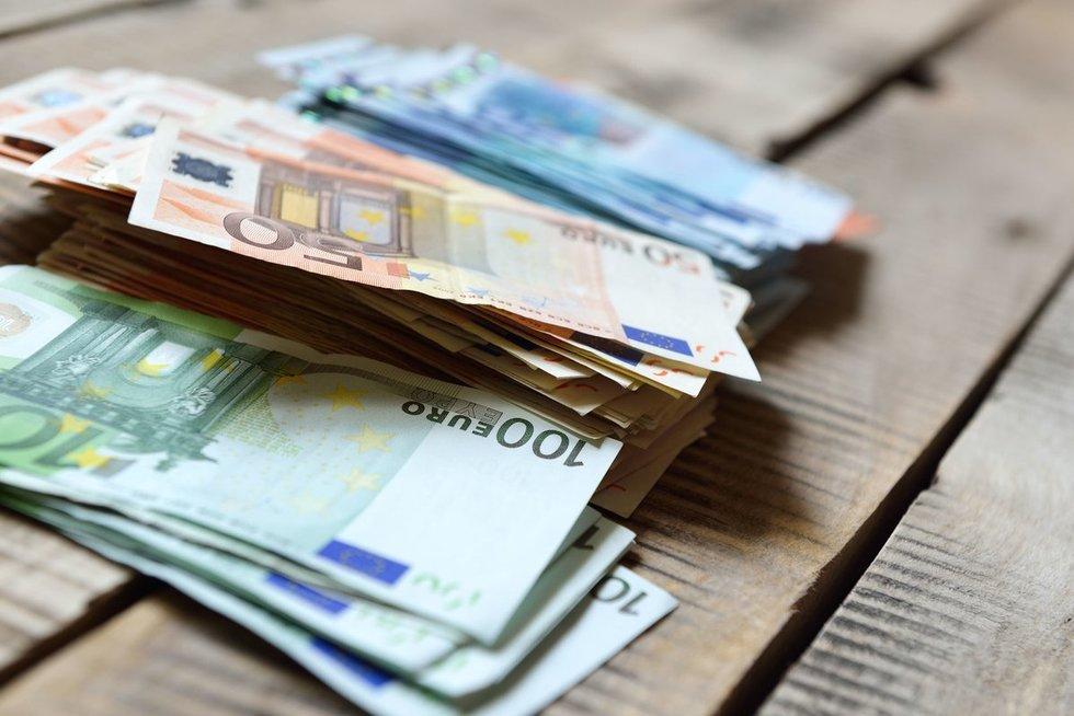 galimybė iki eurų