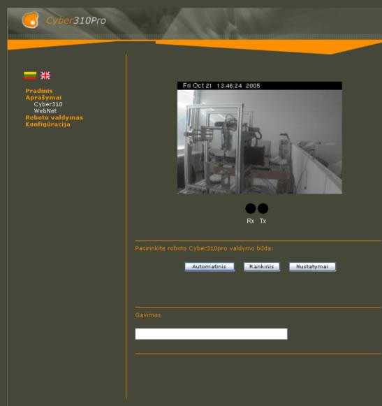 forumas rankinis robotas dėl galimybių