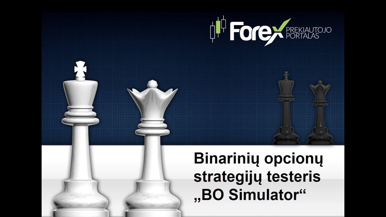 Opcionų strategijos - didelis nepastovumas
