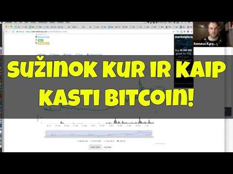 kaip auginti bitcoinus prekybos saugumas