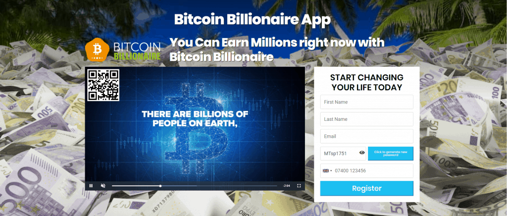 gauti bitcoin registracijai