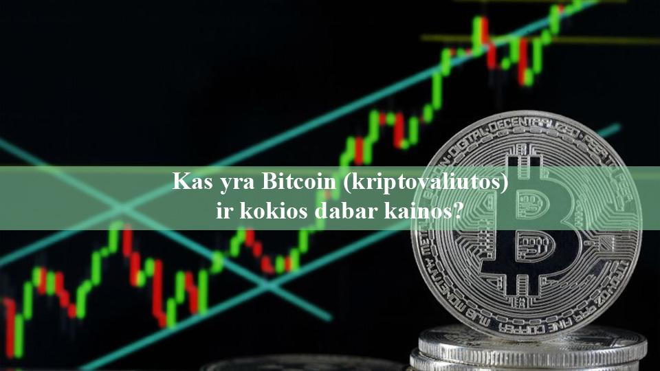 kriptovaliutos bitcoin kas tai yra