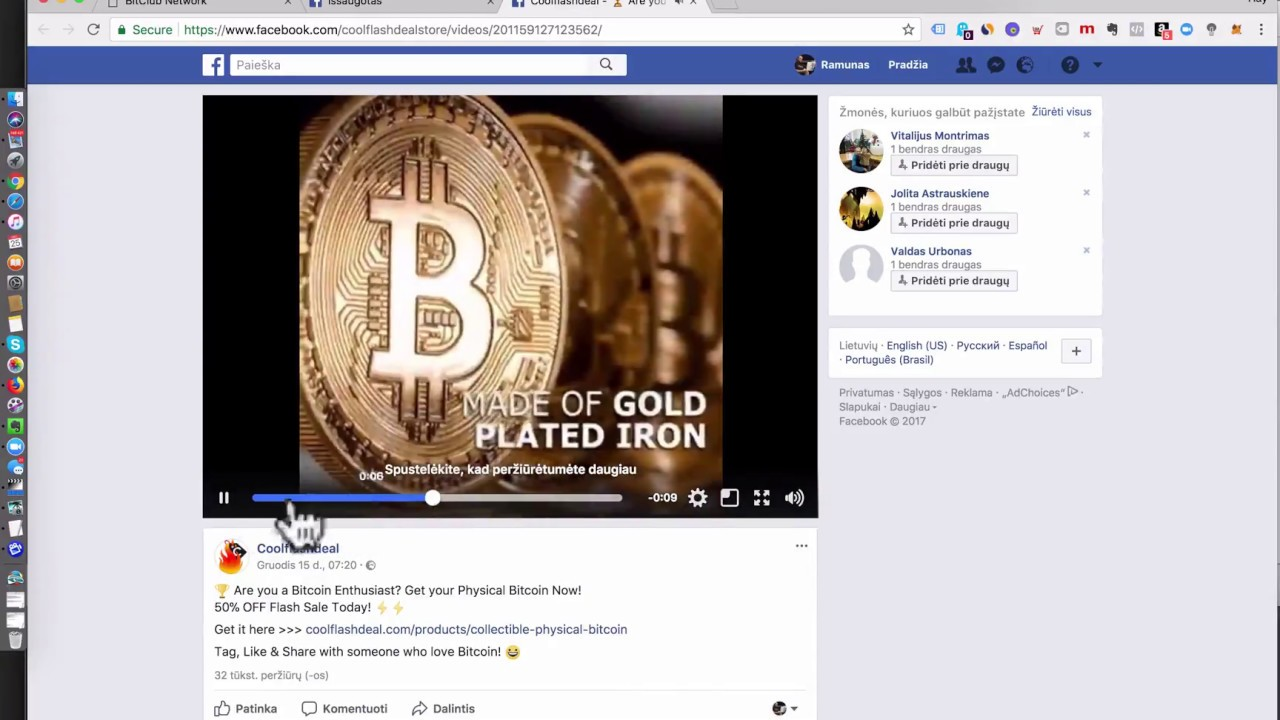 kuris brokeris naudoti bitcoin)