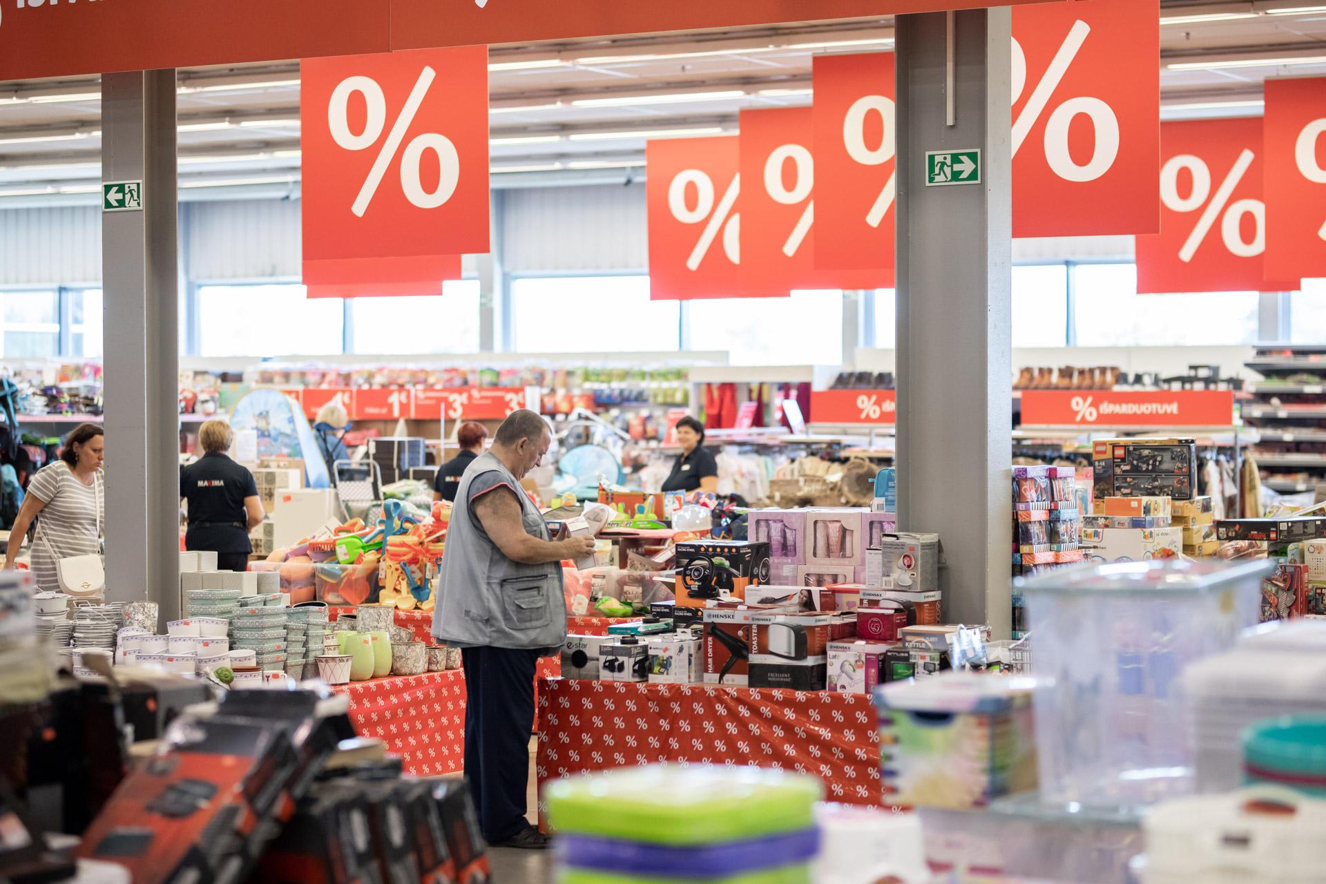 prekybos centrų prekybininkai