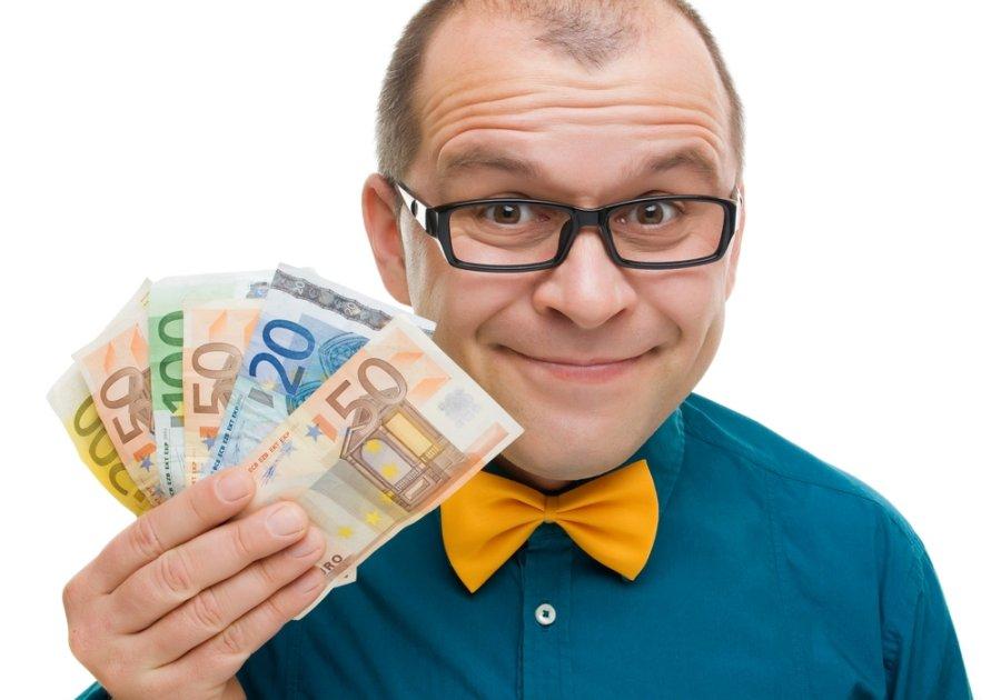 ką turtuoliai uždirba