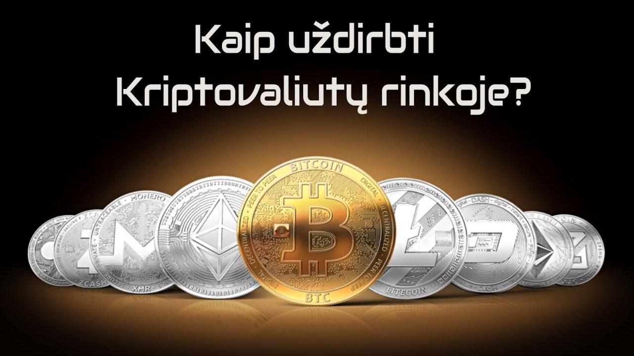 kaip uždirbti bitcoin kriptovaliutą tarpininkavimo įmonės riazanėje