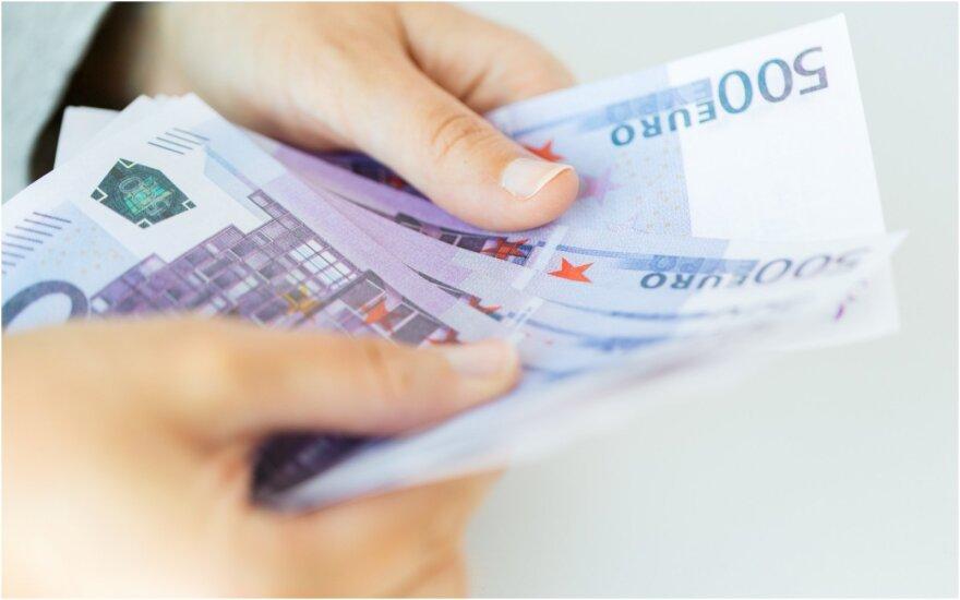 galimybė iki eurų kurias pamm sąskaitas pasirinkti