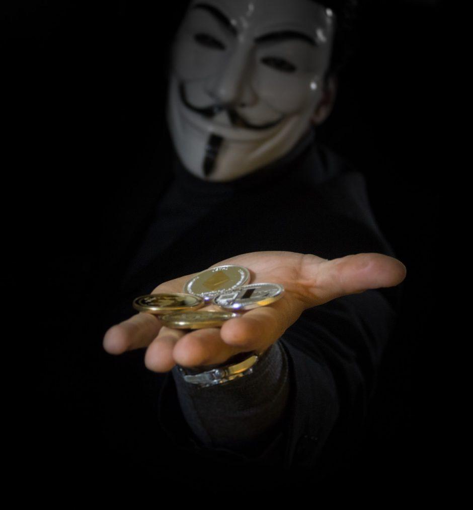 jaunos kriptovaliutos