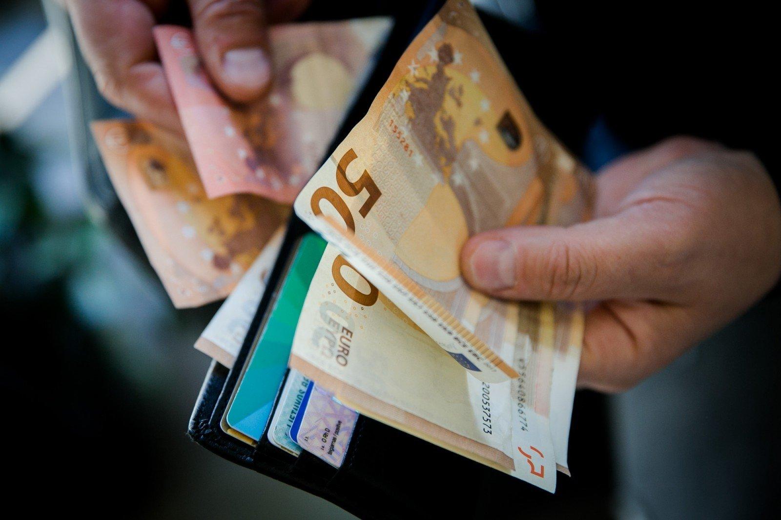 kaip užsidirbti pinigų ekonomikai