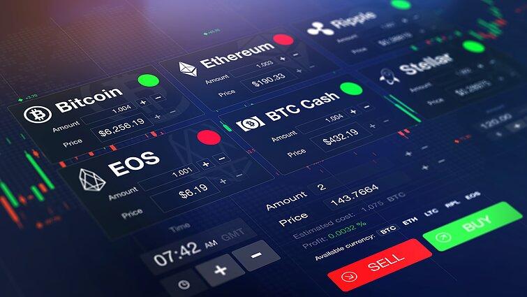 bitcoin prekybos apimtis koreliuoja su alt monetomis)