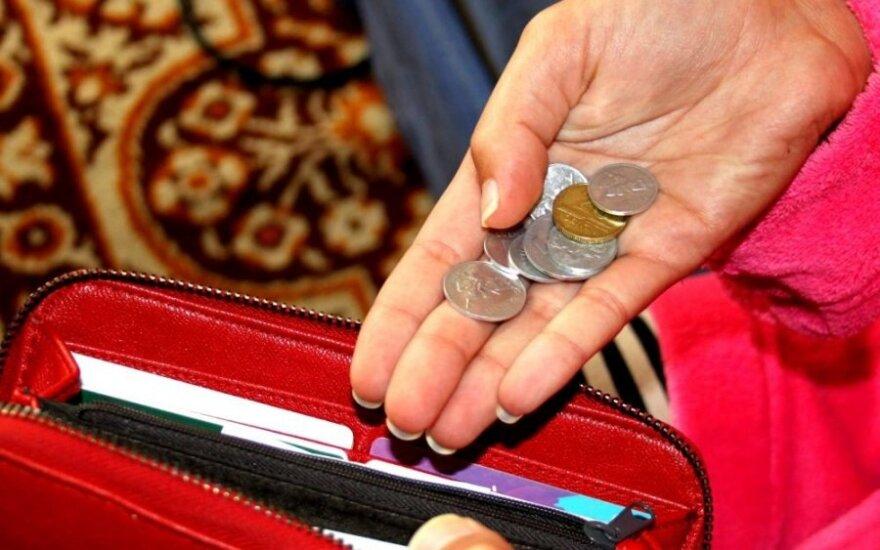 kiek pinigų žmogus uždirba per gyvenimą