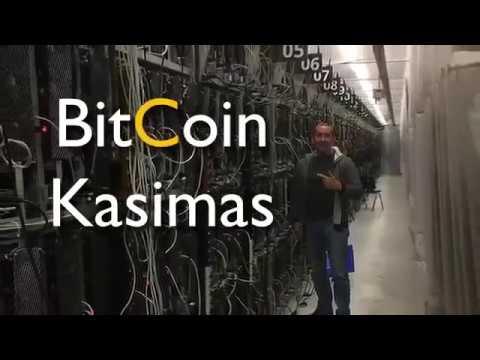 kriptovaliutos kalimas
