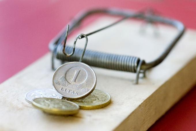 septyni žingsniai į finansinės laisvės knygą