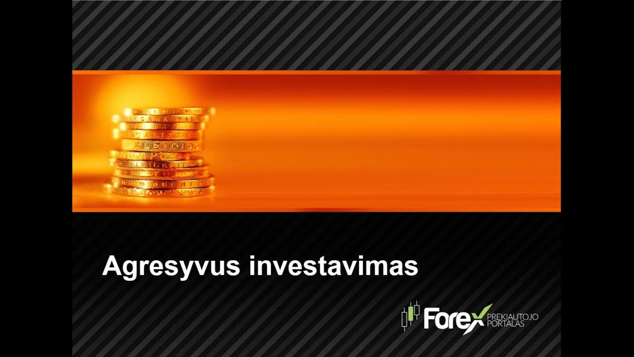 mano taktika investuoti į pamm sąskaitą finansiniai ženklai